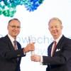Stabwechsel bei Bayer: Werner Baumann folgt Dr. Marijn Dekkers (FOTO)