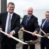 Spatenstich für 70 Millionen Euro Investition im 3M Werk Kamen / Moderne Produktionsanlage für medizinische Produkte (FOTO)