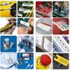 Etiketten und Schilder für Labor- und Industrieeinsatz