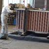 Ceramic Polymer: Beschichtung von Kupferblock-Wärmetauschern durch Flutverfahren mit niedrigviskosem PROGUARD CN-1M